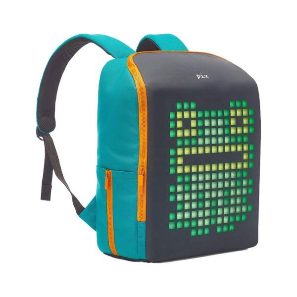 Pix Backpack Mini – Cool Girls & Boys Backpack with Display